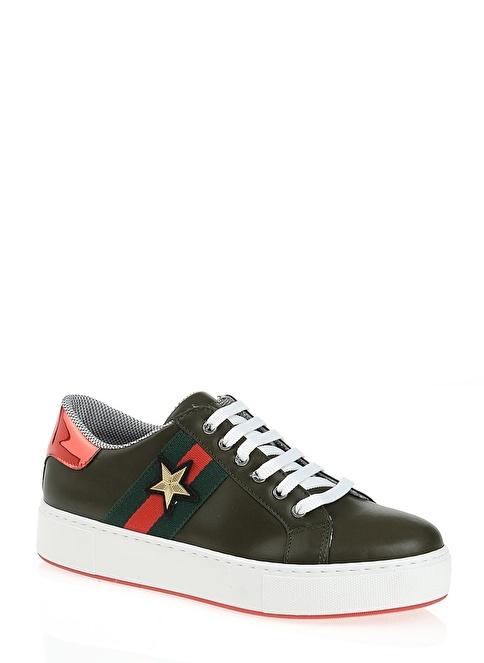 Derigo Sneaker Ayakkabı Yeşil